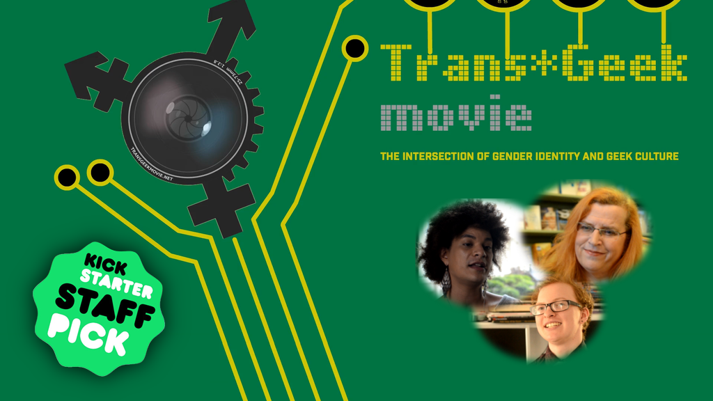 TransGeek Movie: Gender Identity and Geek Culture project video thumbnail