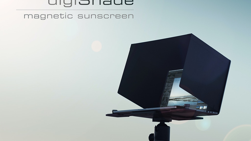 DigiShade Laptop Sun Shade for MacBook Pro & MacBook Air project video thumbnail