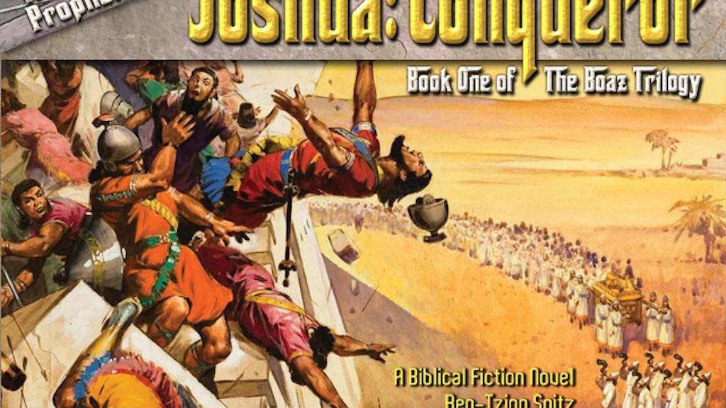 Warrior Prophets - Joshua: Conqueror project video thumbnail