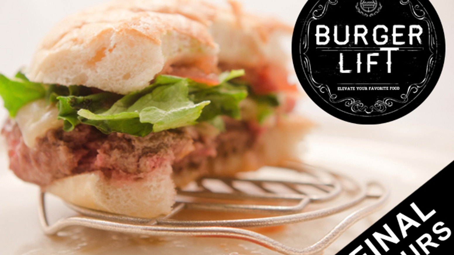 Soggy buns got you down?  Try the Burger Lift and Elevate Your Favorite Food!