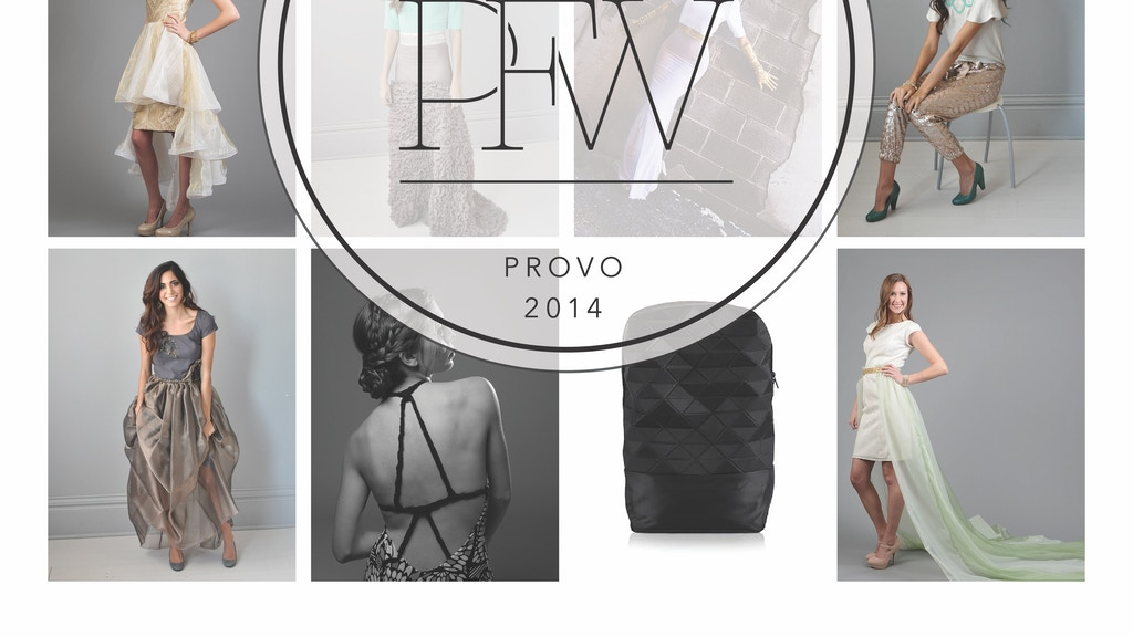 Provo Fashion Week project video thumbnail