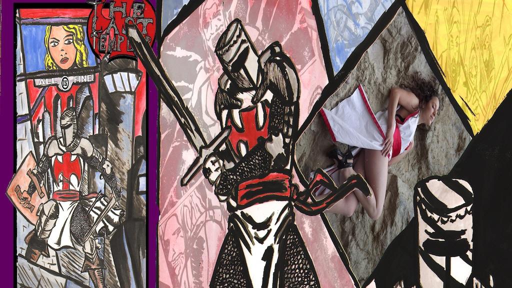 The Last Templar project video thumbnail