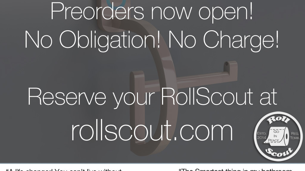 Project image for RollScout™ - Go in peace! (Canceled)