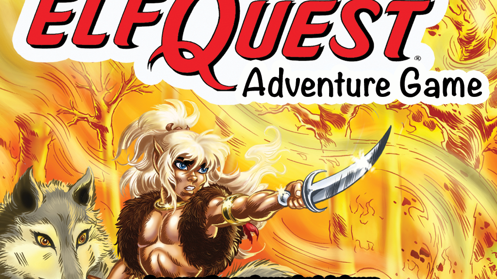Official ElfQuest Adventure Game project video thumbnail