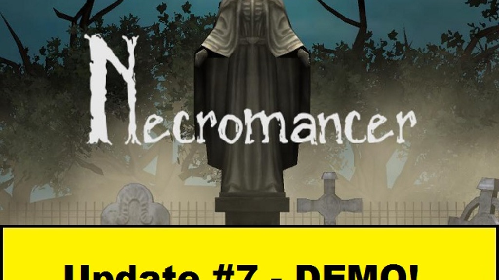 Necromancer project video thumbnail