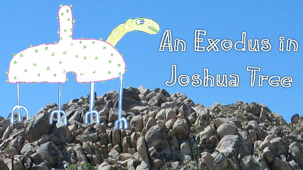 An Exodus in Joshua Tree project video thumbnail