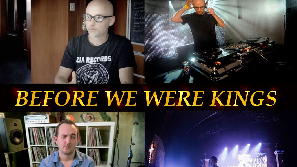 MUSIC IS MEDICINE: 'Before We Were Kings' THE MOVIE project video thumbnail