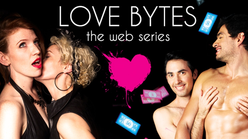 Love Bytes - a Queer Comedy Web Series project video thumbnail