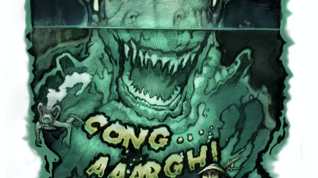 CONGAAARGH! A NAUTICAL NIGHTMARE featuring creature effects! project video thumbnail