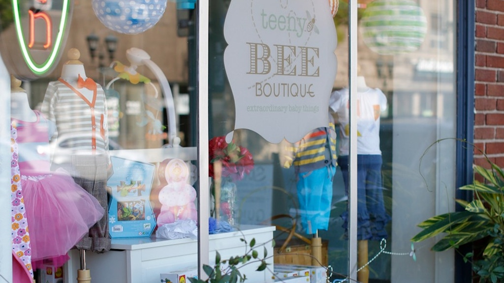 Teeny Bee Boutique's Bloom Room: a space to learn + grow project video thumbnail