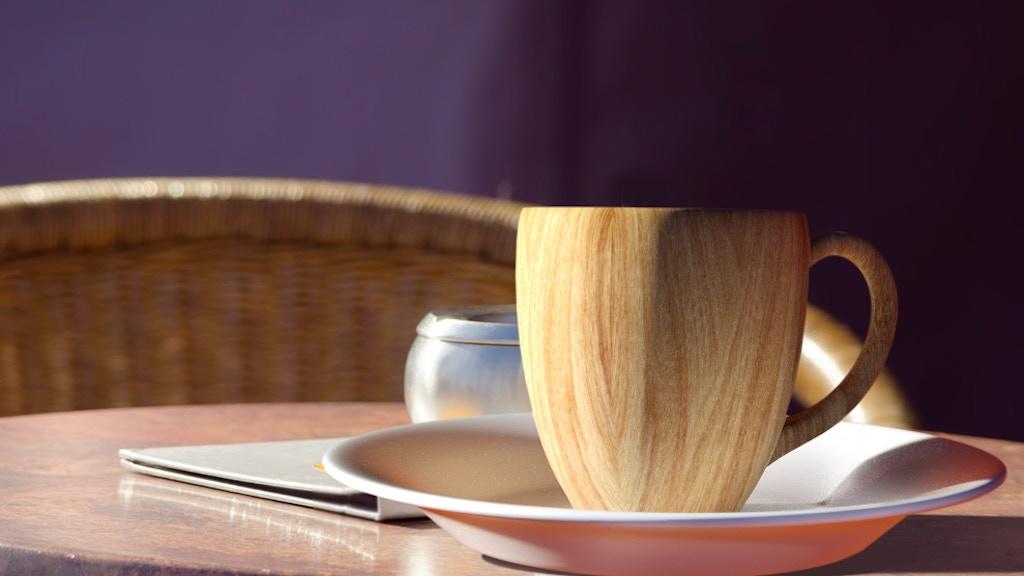 dryad coffee sustainable drinkware by michael miller kickstarter. Black Bedroom Furniture Sets. Home Design Ideas