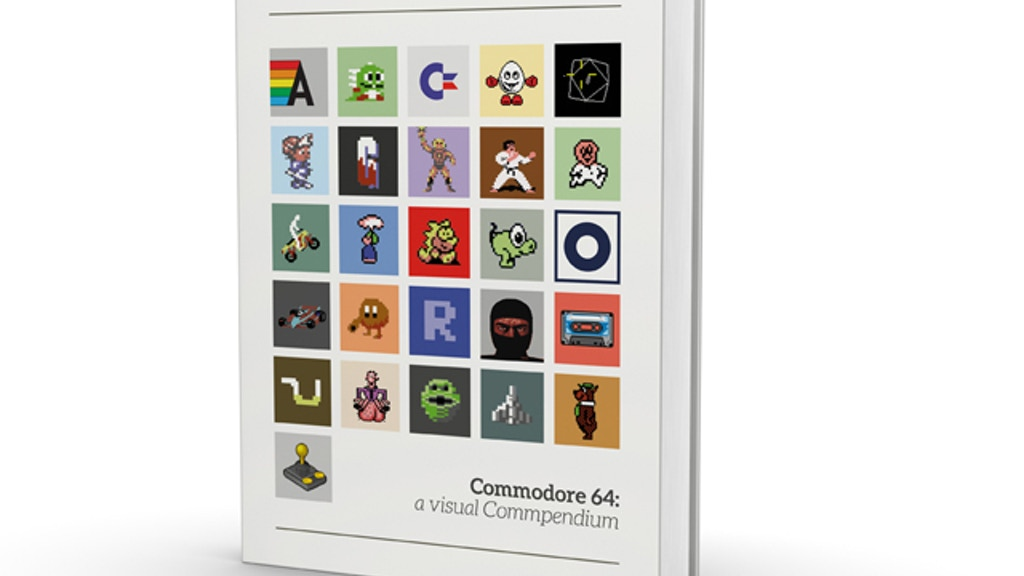 Commodore 64: a visual Commpendium by Bitmap Books project video thumbnail