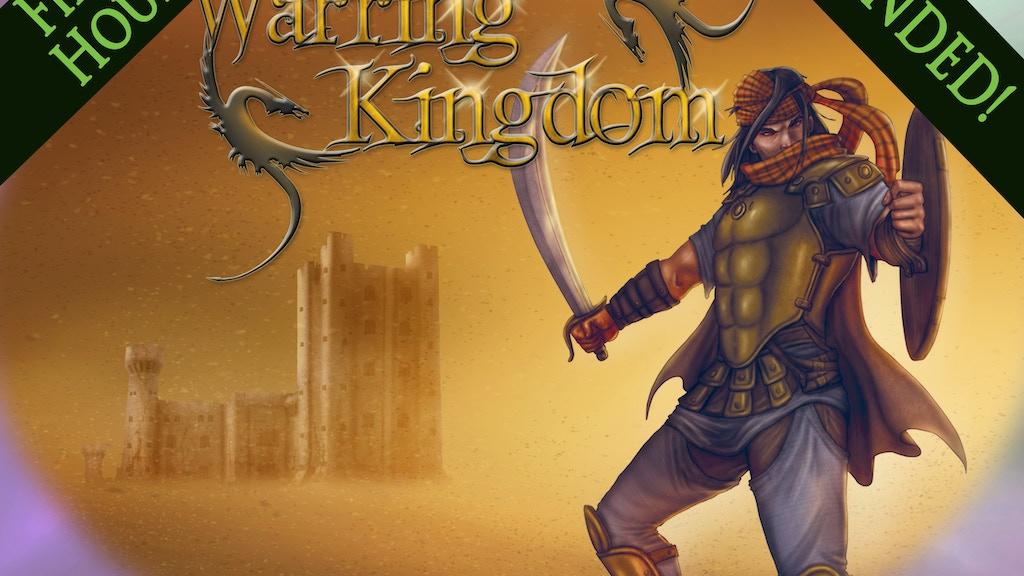 Warring Kingdom project video thumbnail