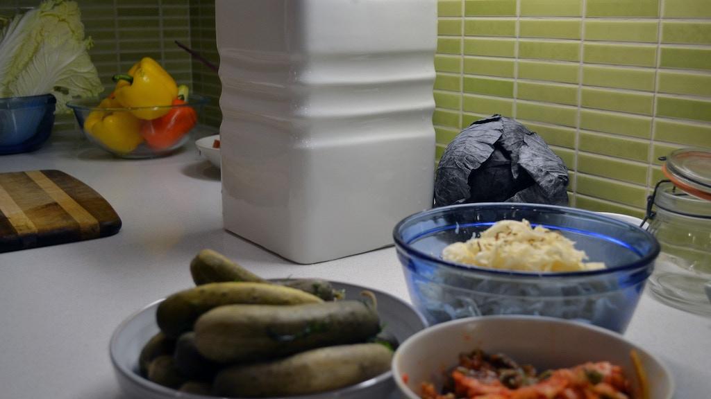 The Fermentium Home Pickling Kit project video thumbnail