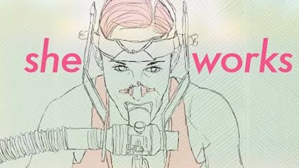 'She Works' project video thumbnail