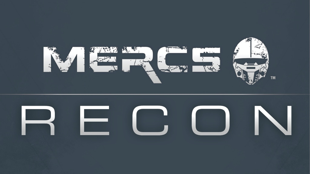 MERCS: Recon project video thumbnail