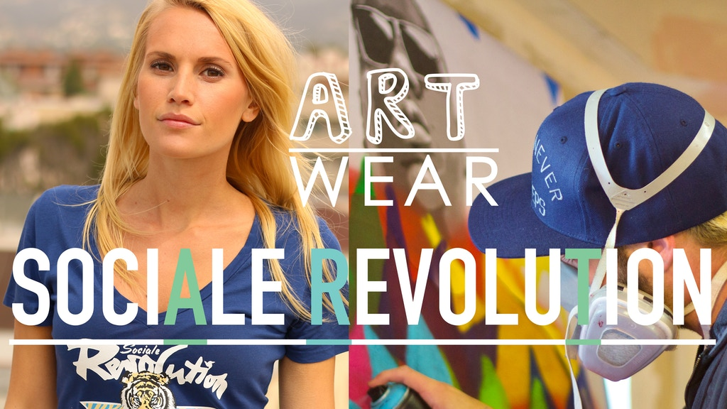 Art Wear: Introducing the New Fusion of Art & Fashion project video thumbnail