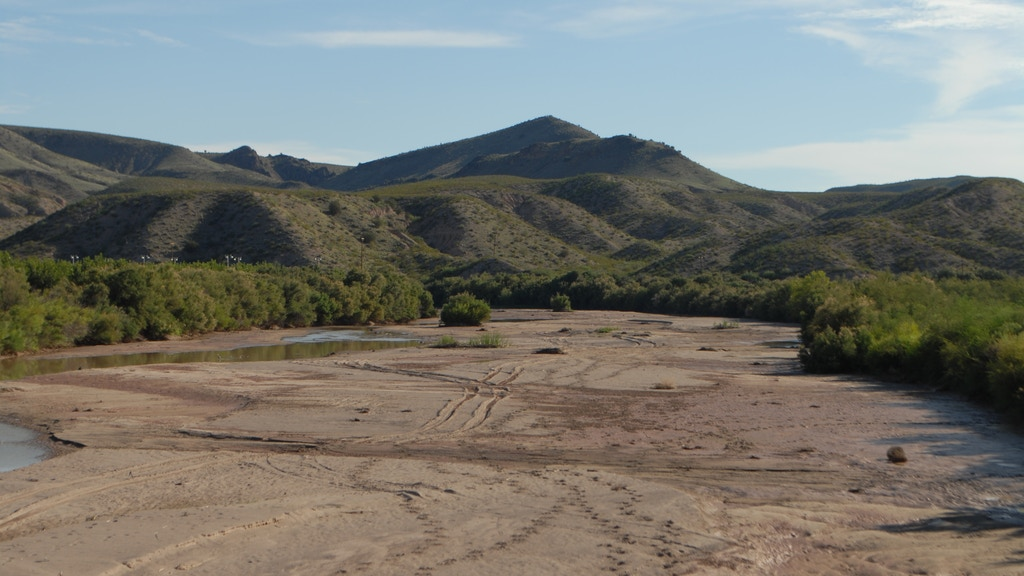 The Disappearing Rio Grande project video thumbnail