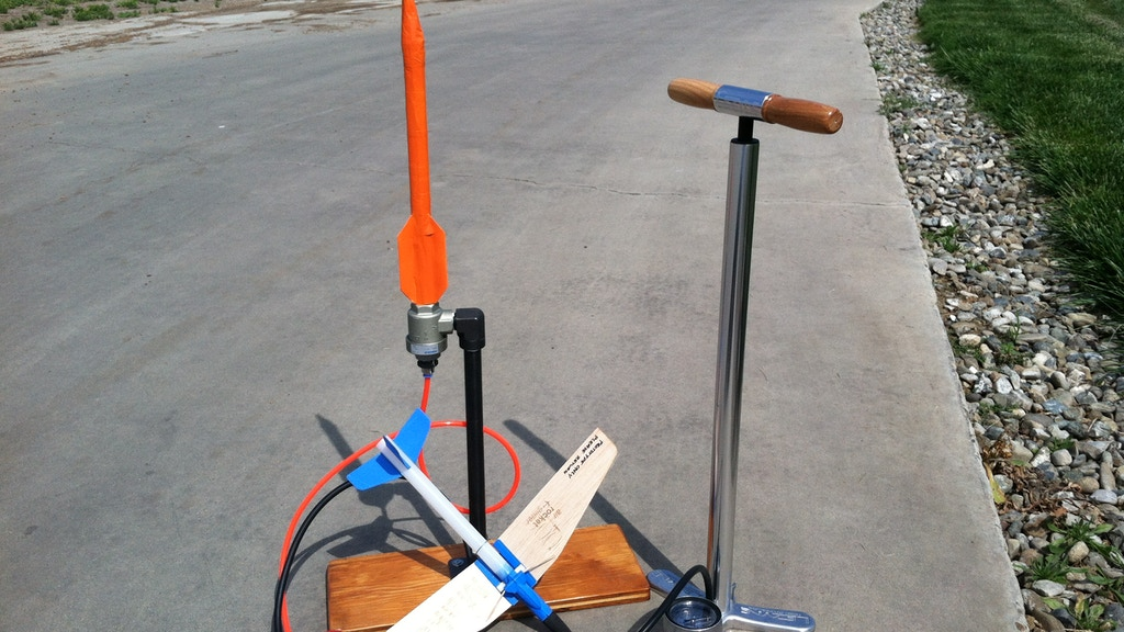Launch Something! - Air Rocket Toys from AirRocketWorks.com project video thumbnail