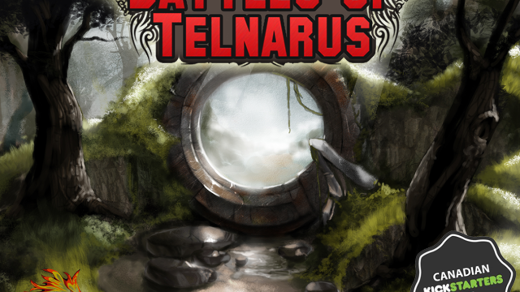 Battles of Telnarus project video thumbnail