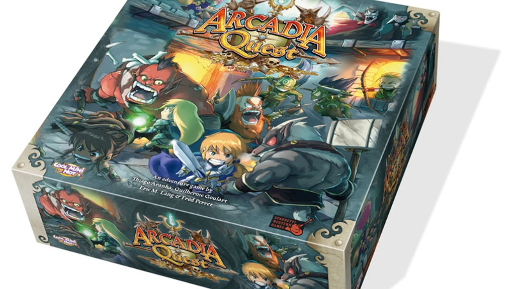Arcadia Quest project video thumbnail