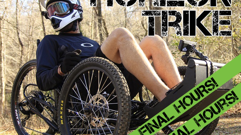 Horizon: The Disability Proof All-Terrain Electric Bike project video thumbnail