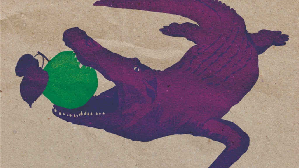 Urban Alligators and Alternate Dimensions - NYC Illustration project video thumbnail