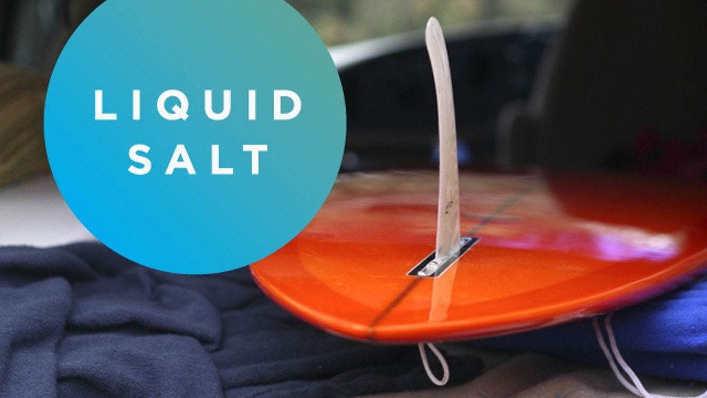 Liquid Salt Surf Magazine 2.0 project video thumbnail