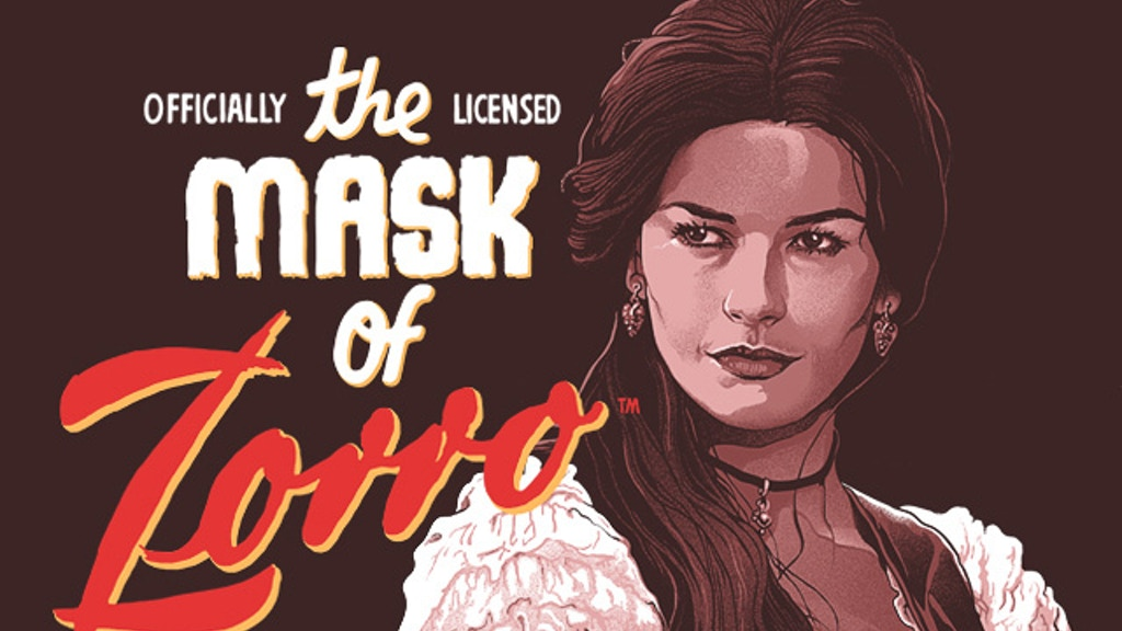 The Mask of Zorro Movie Posters project video thumbnail