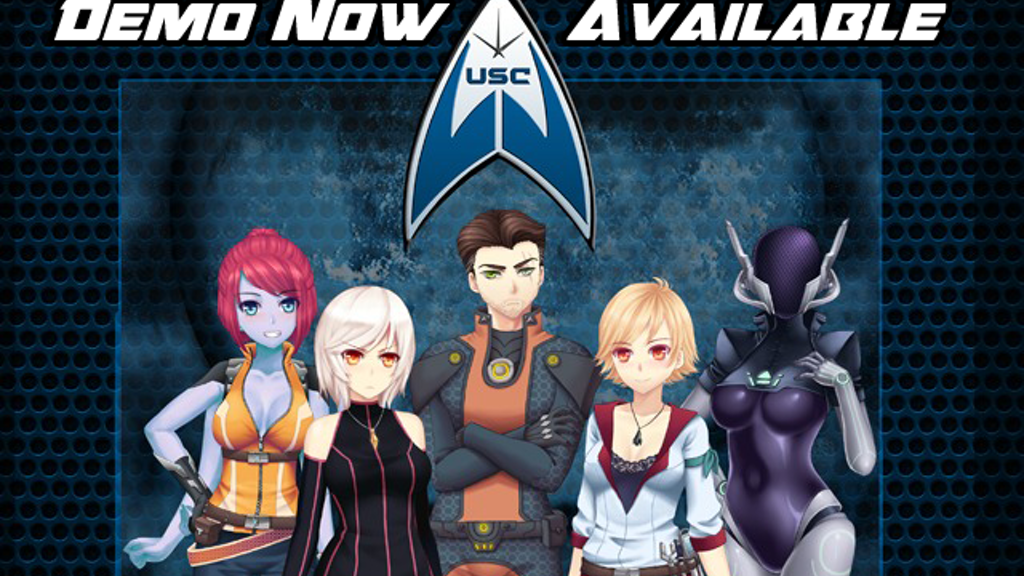 Starlight Drifter - Sci Fi Space Opera and Visual Novel Game project video thumbnail