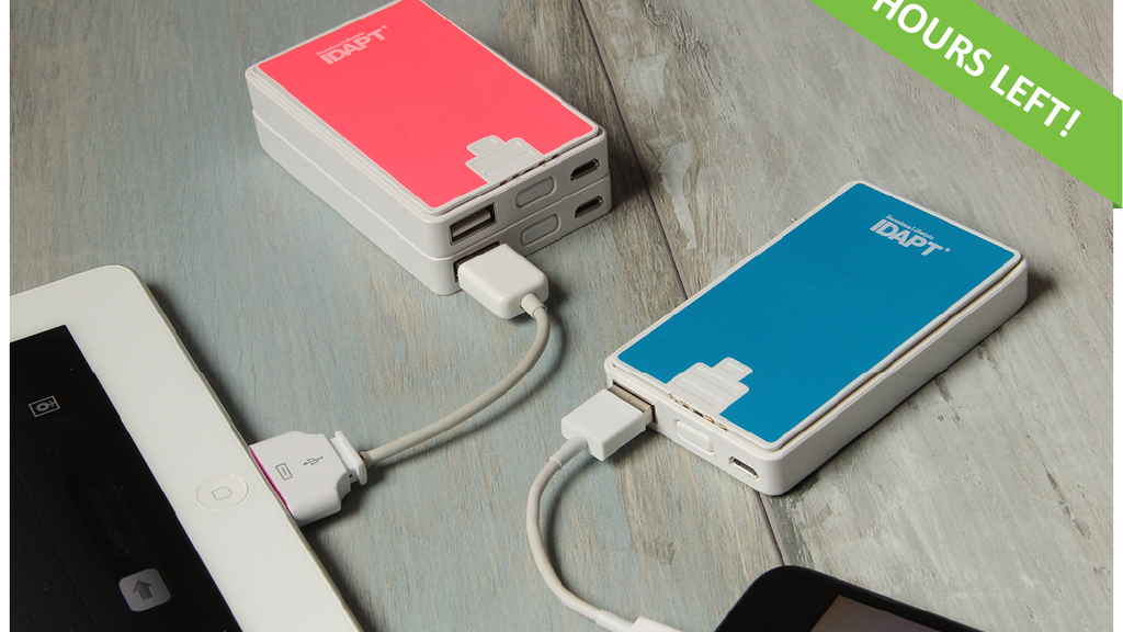 Modulo - Expandable portable battery. Awarded Best Product project video thumbnail