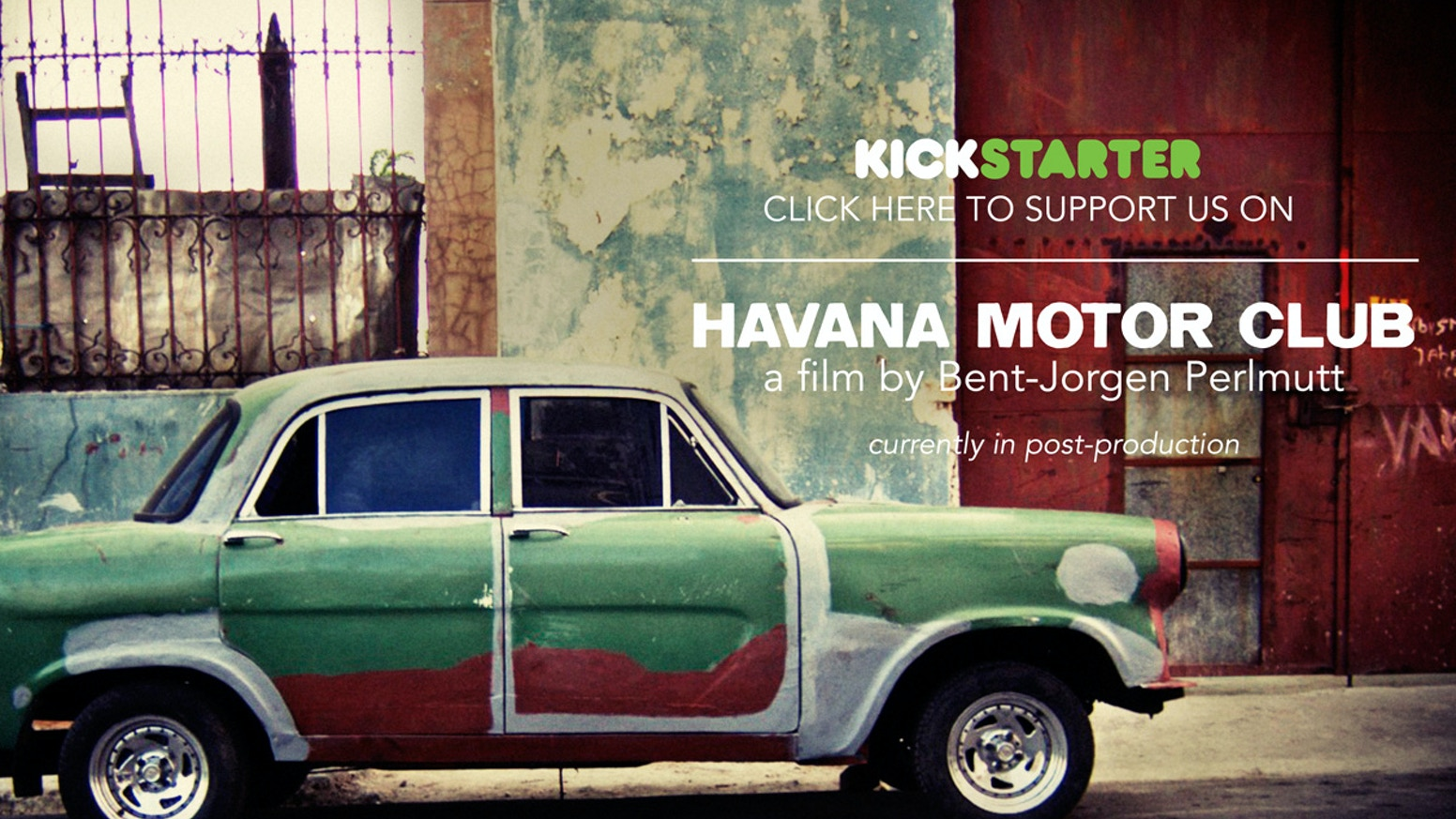 Help us finish our documentary about Cuba's drag-racing community and their quest to hold the first official race since the Revolution.