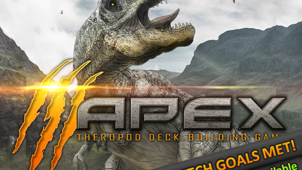 Apex Theropod Deck-Building Game project video thumbnail