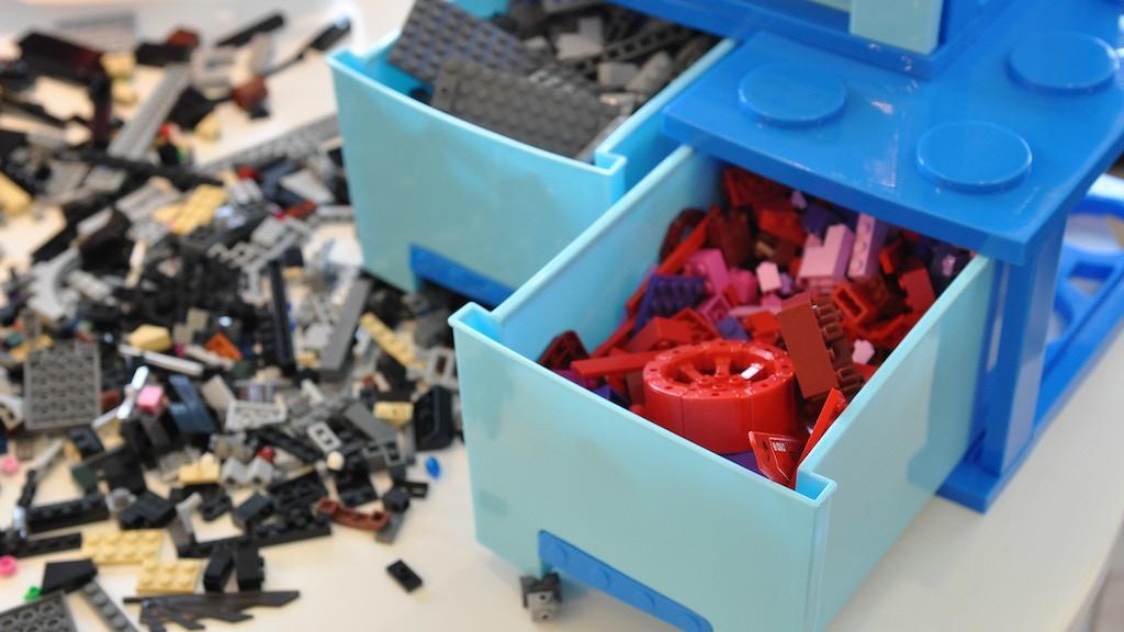 Project image for TREASURE BRICKS - Organize your LEGO (Canceled)