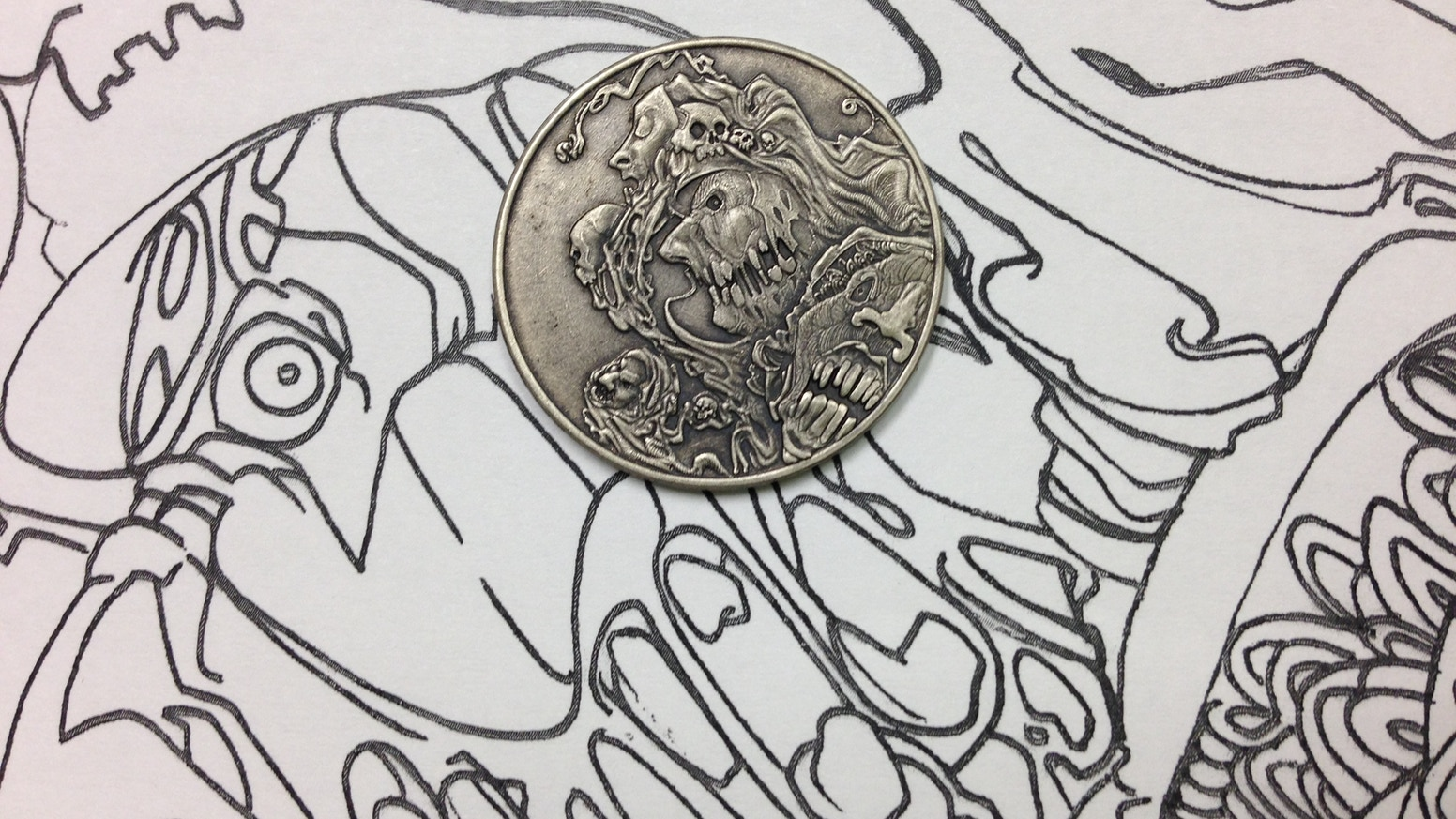Enhance your board game, tabletop RPG or LARP with realistic fantasy currency, die struck in America's oldest private mint.