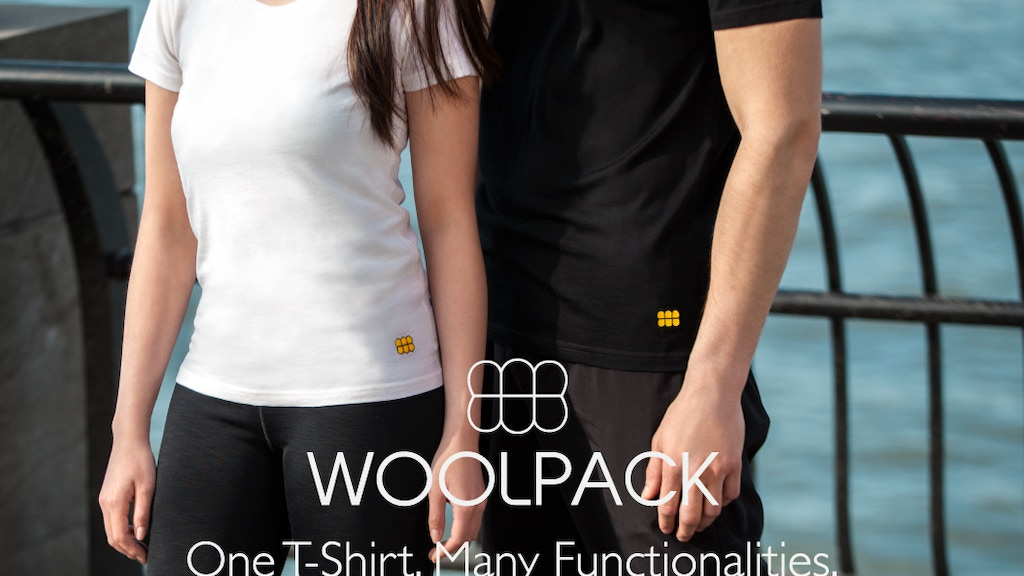 Woolpack: One T-Shirt. Many Functionalities. project video thumbnail