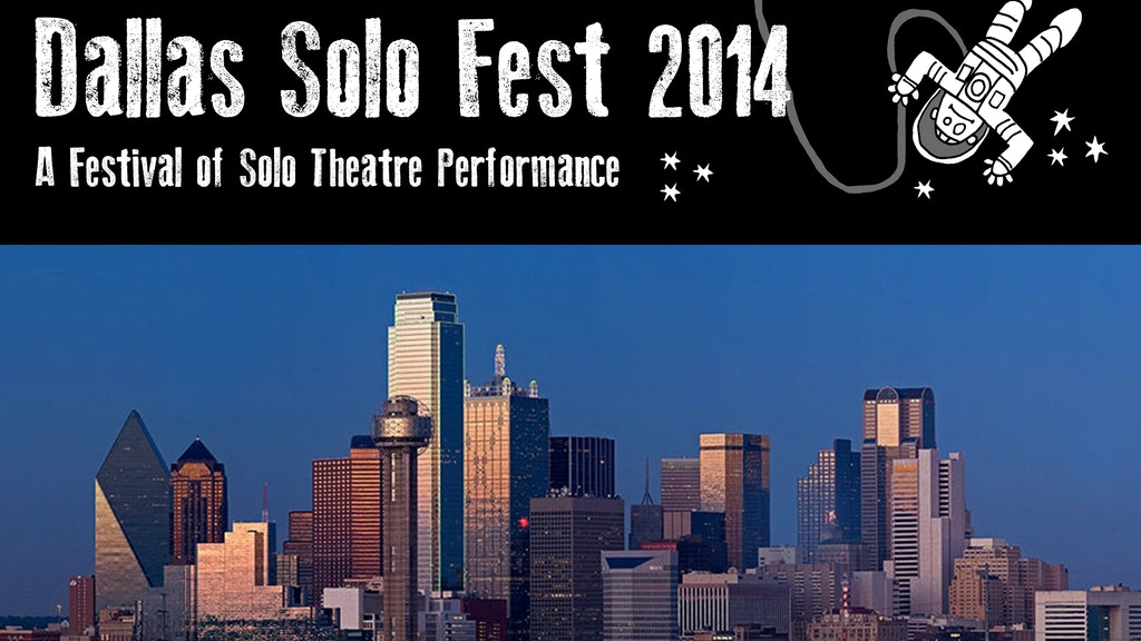 Dallas Solo Fest 2014 project video thumbnail
