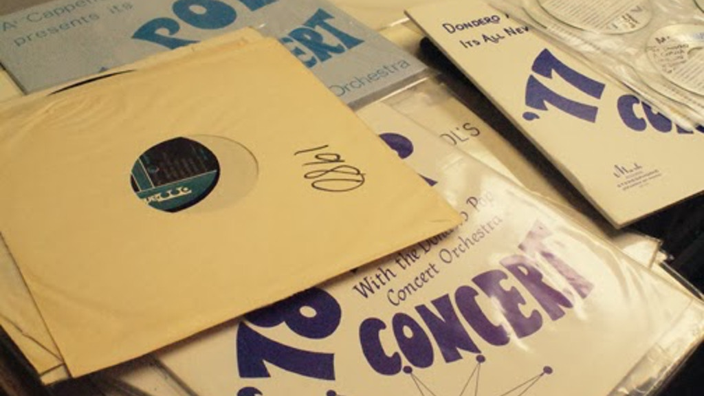2 Guitars, Bass&Drums-The History of the Dondero Pop Concert project video thumbnail