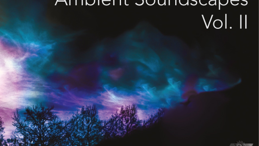 Ambient Soundscapes Vol. II - For Tabletop Gaming project video thumbnail