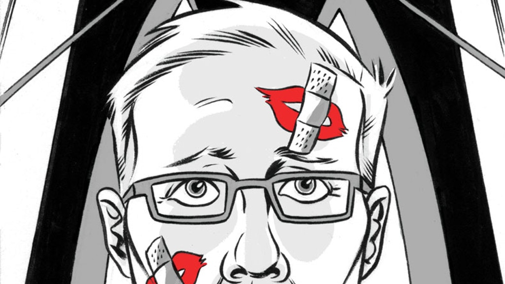 SCHMUCK: A Graphic Novel project video thumbnail