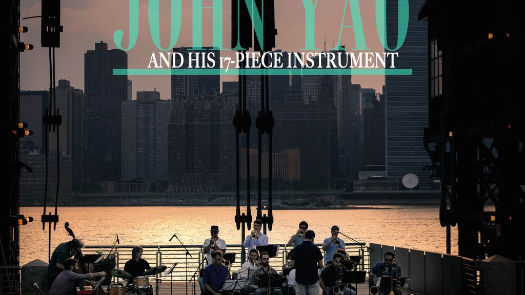 JY-17 Big Band Jazz Concert Series project video thumbnail