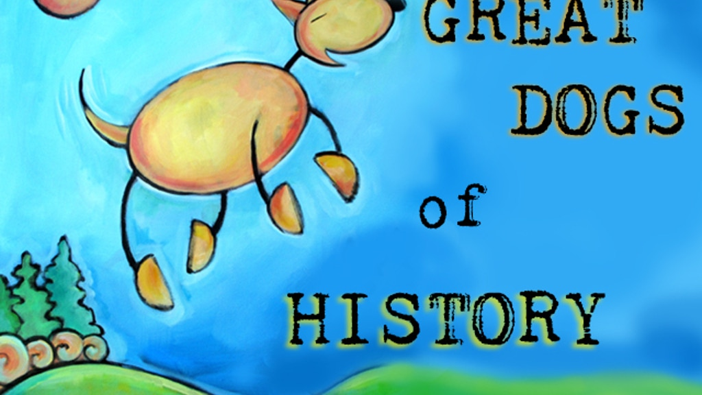 Project image for Great Dogs of History (Canceled)
