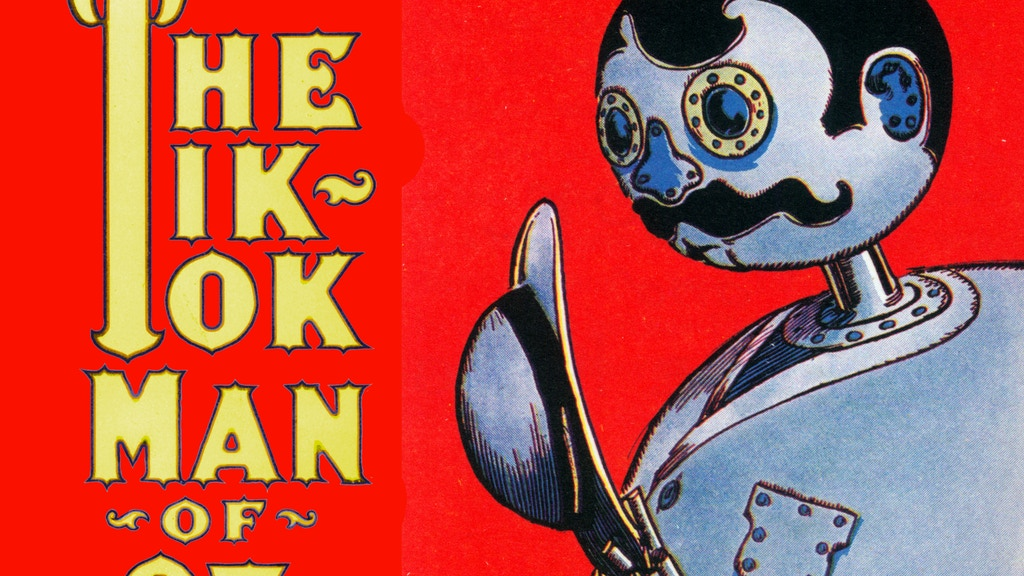 THE TIK-TOK MAN OF OZ stage musical project video thumbnail