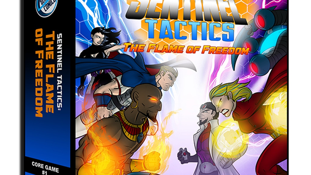 Sentinel Tactics: The Flame of Freedom project video thumbnail
