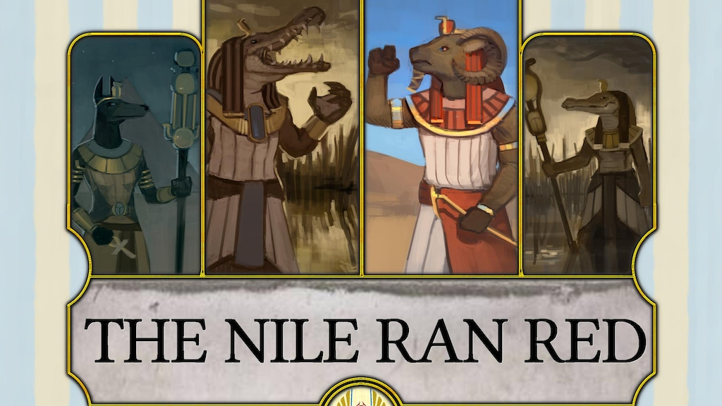 The Nile Ran Red. project video thumbnail