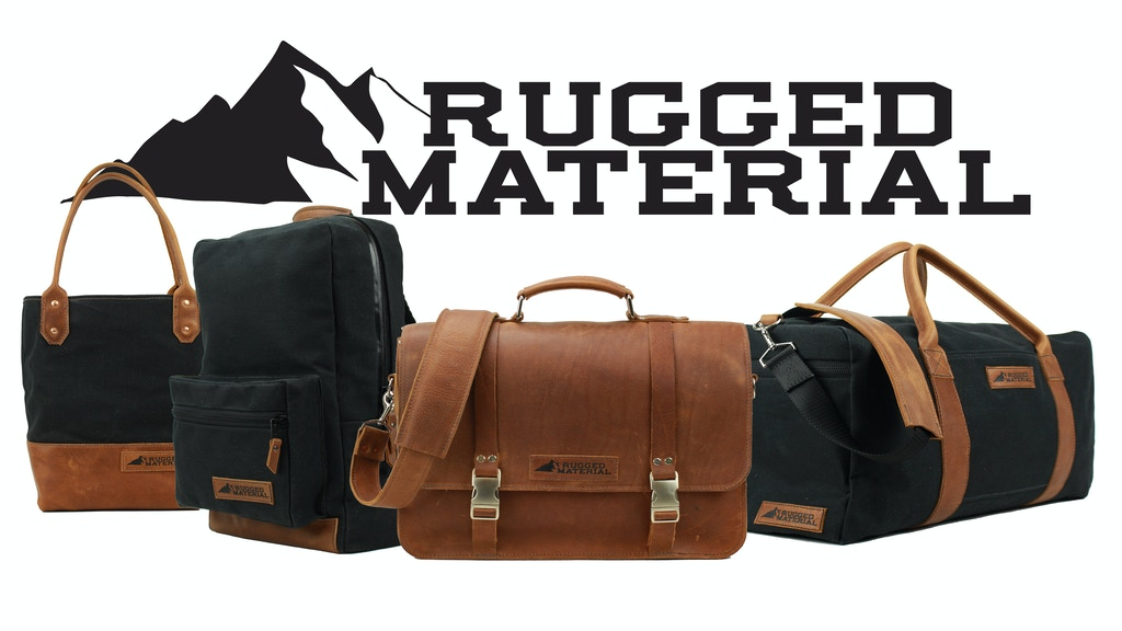 Rugged Material: Wholesale Leather Goods for Everyone. project video thumbnail