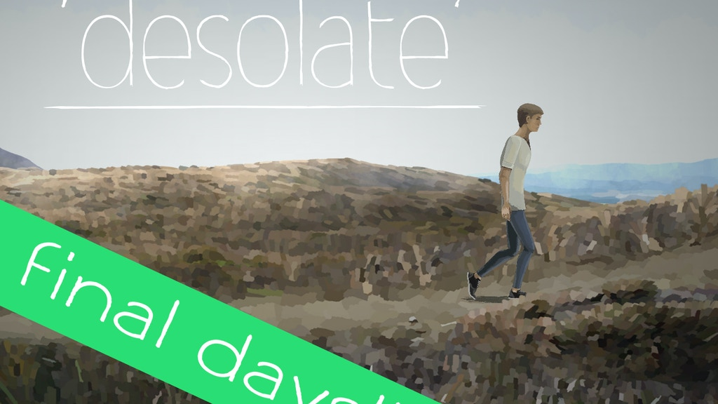 desolate project video thumbnail
