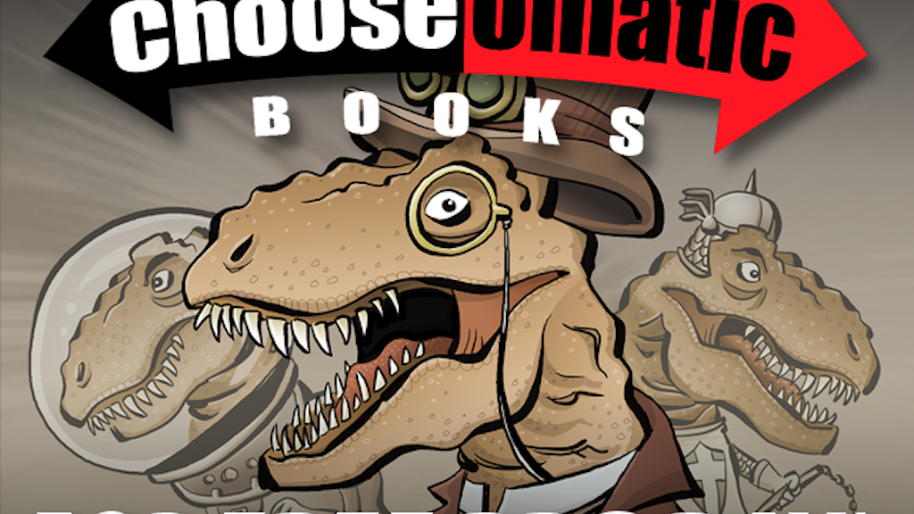 Chooseomatic Books for Free RPG Day! project video thumbnail