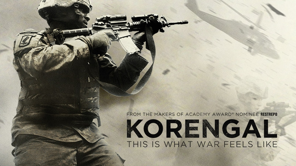 Korengal Theatrical Release project video thumbnail