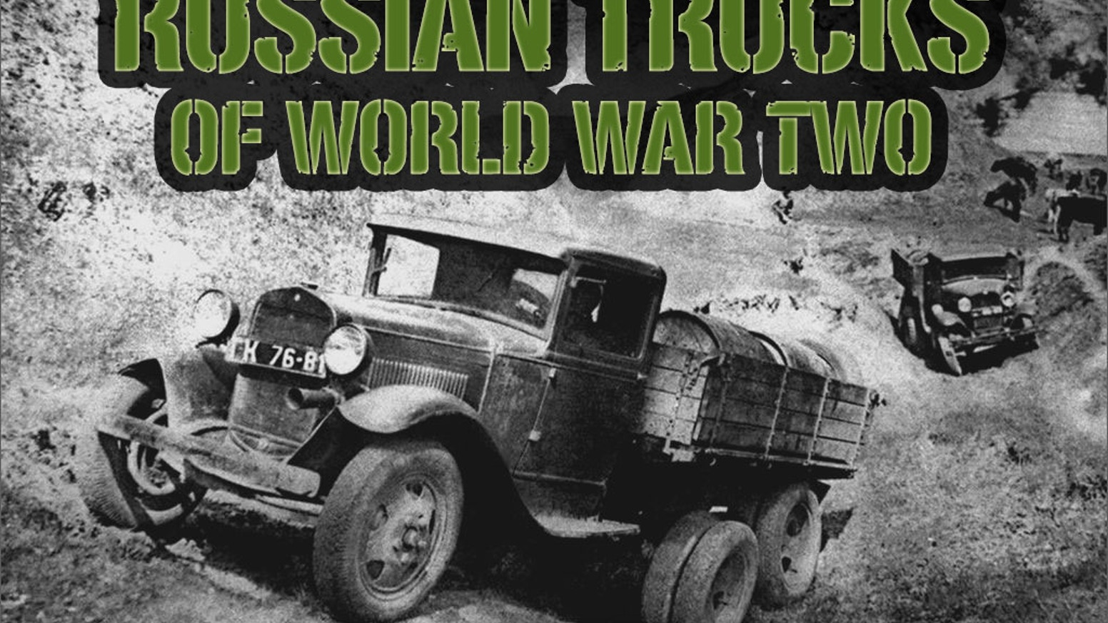 Image result for ww2 russian truck